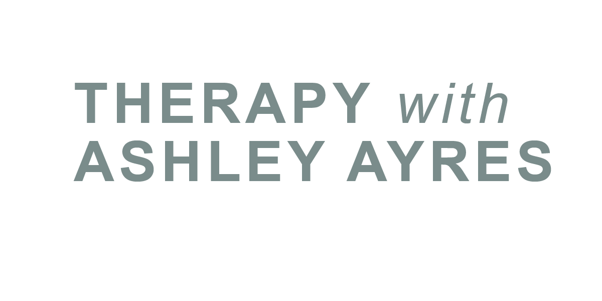Therapy with Ashley Ayres